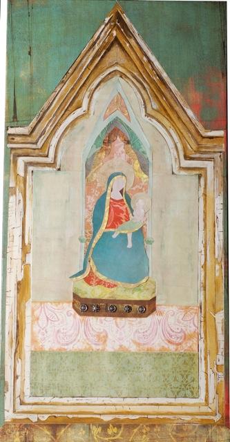 Madonna collage