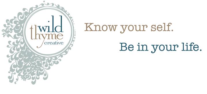 wild thyme creative Logo