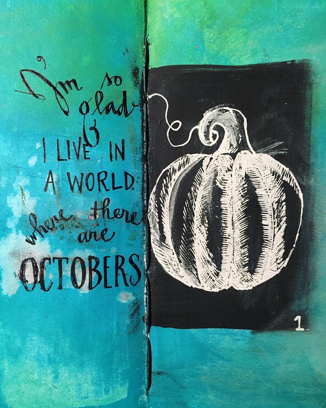 Saturday 1 October 2016 I forgot that I sealed mosthellip