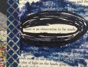 Altered book journal Jan - Mar 2015